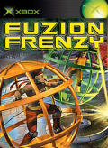Fuzion Frenzy Xbox 360 Front Cover