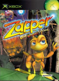 Zapper: One Wicked Cricket! Xbox 360 Front Cover