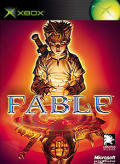 Fable Xbox 360 Front Cover