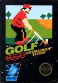Golf NES Front Cover