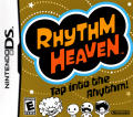 Rhythm Heaven Nintendo DS Front Cover