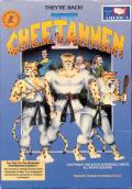 CheetahMen II NES Front Cover