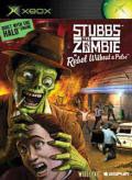 Stubbs the Zombie in Rebel Without a Pulse Xbox 360 Front Cover