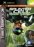 Tom Clancy's Splinter Cell: Chaos Theory Xbox 360 Front Cover