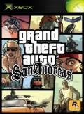 Grand Theft Auto: San Andreas Xbox 360 Front Cover