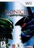 BIONICLE Heroes Wii Front Cover
