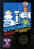 Gyromite NES Front Cover