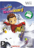 We Ski & Snowboard Wii Front Cover
