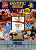 Olympic Gold: Barcelona '92 Game Gear Front Cover