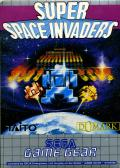Taito's Super Space Invaders Game Gear Front Cover