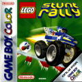 LEGO Stunt Rally Game Boy Color Front Cover