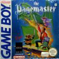 The Pagemaster Game Boy Front Cover