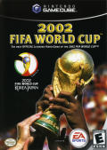 2002 FIFA World Cup GameCube Front Cover