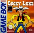Lucky Luke Game Boy Front Cover
