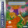 The Land Before Time Game Boy Advance Front Cover