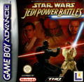 Star Wars: Jedi Power Battles Game Boy Advance Front Cover