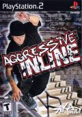 Aggressive Inline PlayStation 2 Front Cover