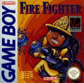 Fire Fighter Game Boy Front Cover