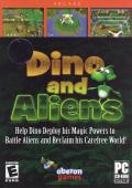 Dino and Aliens Windows Front Cover