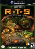 Army Men RTS GameCube Front Cover