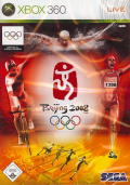 Beijing 2008 Xbox 360 Front Cover
