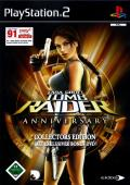 Lara Croft: Tomb Raider - Anniversary (Collectors Edition) PlayStation 2 Front Cover