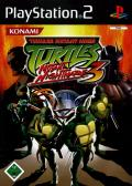 Teenage Mutant Ninja Turtles 3: Mutant Nightmare PlayStation 2 Front Cover