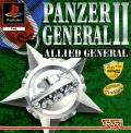 Allied General PlayStation Front Cover