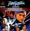Street Fighter: The Movie PlayStation Front Cover