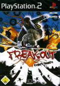 Freak Out: Extreme Freeride PlayStation 2 Front Cover