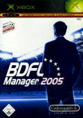 LMA Manager 2005 Xbox Front Cover
