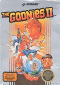 The Goonies II NES Front Cover