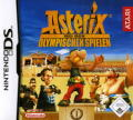 Asterix at the Olympic Games Nintendo DS Front Cover