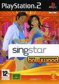 SingStar: Bollywood PlayStation 2 Front Cover