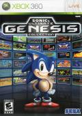 Sonic's Ultimate Genesis Collection Xbox 360 Front Cover