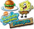 SpongeBob SquarePants: Diner Dash Macintosh Front Cover
