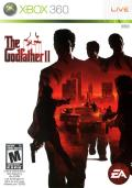 The Godfather II Xbox 360 Front Cover