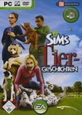 The Sims: Pet Stories Windows Front Cover