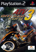 ATV Offroad Fury 3 PlayStation 2 Front Cover