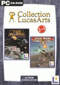 X-Wing Alliance & Rogue Squadron 3D Windows Front Cover