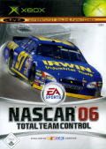 NASCAR 06: Total Team Control Xbox Front Cover