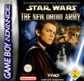 Star Wars: The New Droid Army Game Boy Advance Front Cover