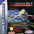 Top Gear GT Championship Game Boy Advance Front Cover