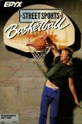 Street Sports Basketball Commodore 64 Front Cover