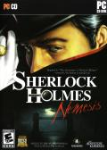 Sherlock Holmes: Nemesis Windows Front Cover