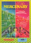 Mercenary: Compendium Edition Atari 8-bit Front Cover
