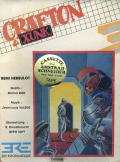 """Get Dexter!"" Amstrad CPC Front Cover"