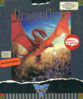 Dragonflight DOS Front Cover