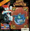 Super Cauldron DOS Front Cover