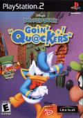 Disney's Donald Duck: Goin' Quackers PlayStation 2 Front Cover